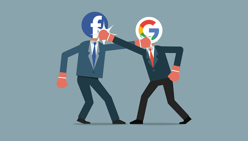 Winner and loser of the week: Google shines, Facebook is on fire