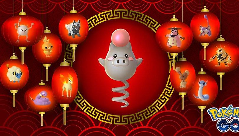 Jahr des Schweins: Neujahrsfeier bei Pokémon Go mit zahlreichen Boni