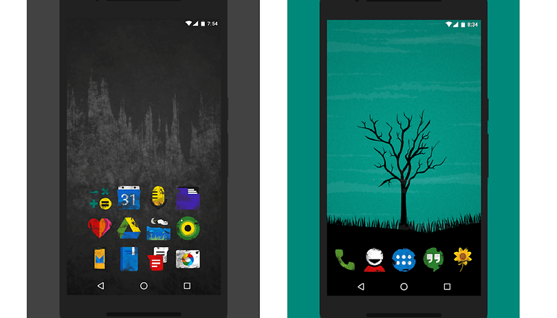 Customization heaven: the best icon packs for Android | AndroidPIT
