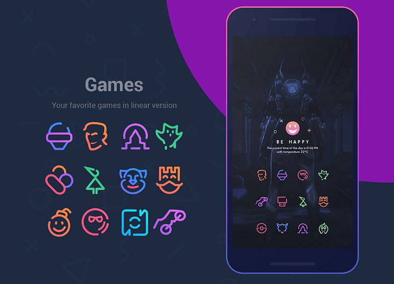 Customization heaven: the best icon packs for Android