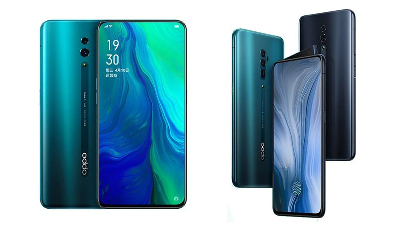 OPPO Reno and Reno 10x zoom official in China: here's what we know