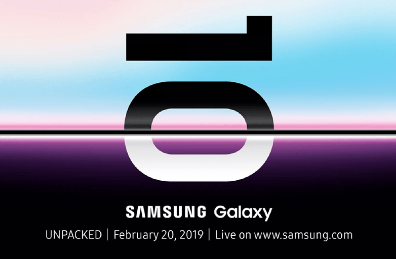 Samsung Unpacked 2019 Invitation hero