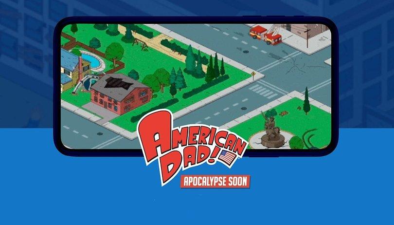 American Dad Apocalypse Soon: registrazioni aperte sul Play Store