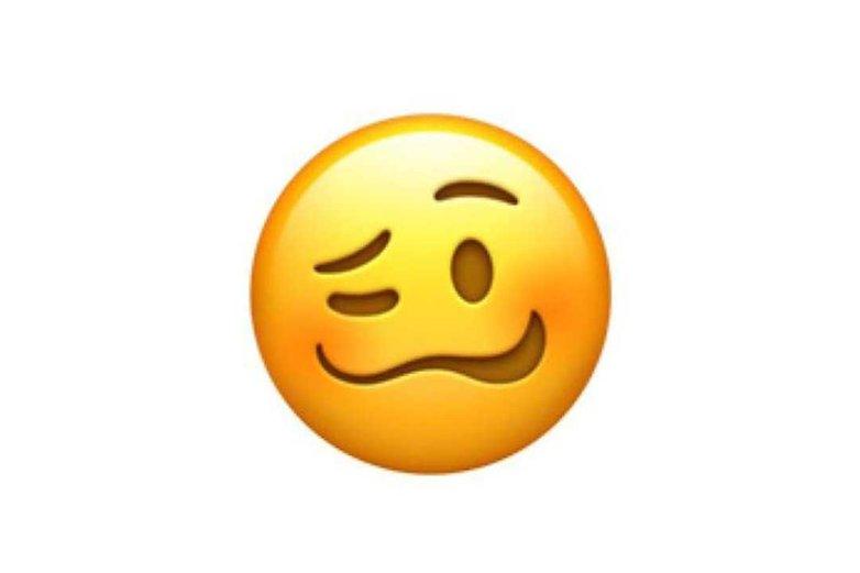 drunk emoji