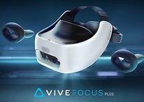 HTC Vive Focus Plus: fecha de lanzamiento y precio confirmados