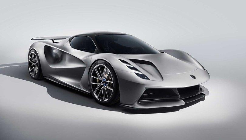 L'hypercar 100% électrique de Lotus se recharge en seulement 9 minutes