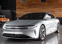 Lucid Motors electric SUV to be unveiled in summer