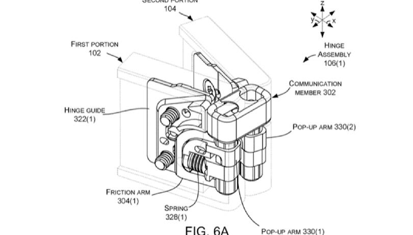 Nuovo brevetto, nuova conferma: Microsoft vuole uno smartphone pieghevole