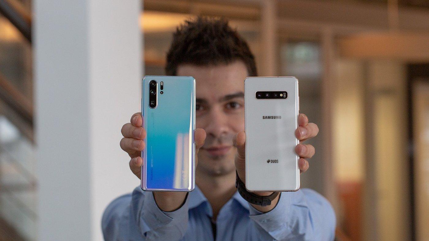 Vom Duell zwischen Huawei und Samsung profitieren alle