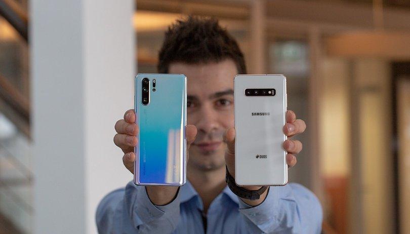 Huawei P30 Pro vs Galaxy S10+: nuova battaglia tra Cina e Corea del Sud