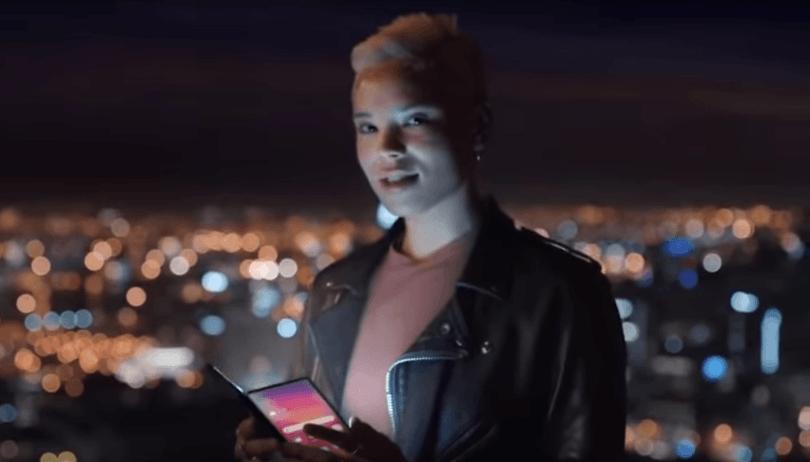 ¿Es este el smartphone plegable de Samsung que veremos en Unpacked?