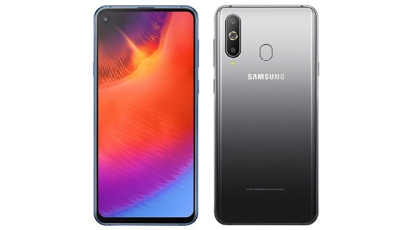 Galaxy A8s re-branded Galaxy A9 Pro for the international market