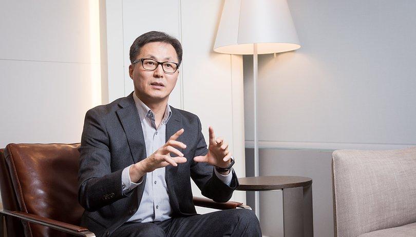 El vicepresidente de Samsung: los smartphones plegables son la nueva era