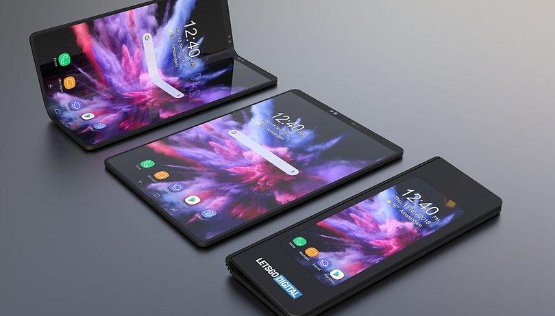 Galaxy Fold: el smartphone plegable de Samsung aparece en un vídeo publicitario
