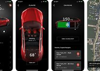 The updated version of the Tesla app offers great new features