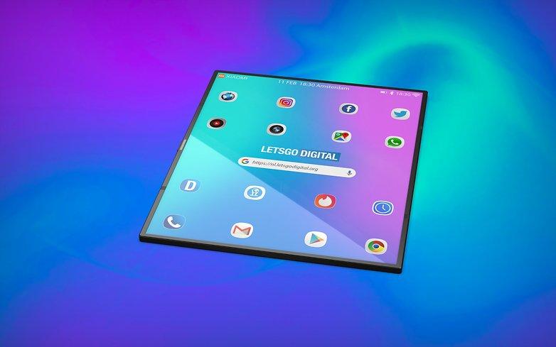 xiaomi foldable smartphone 4