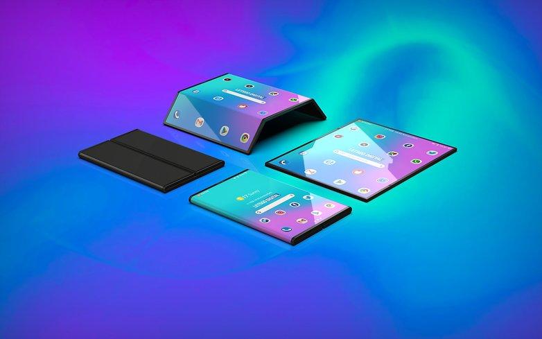 xiaomi foldable smartphone 5