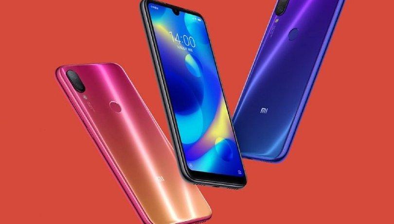 Xiaomi Mi Play ufficiale con notch a goccia e SoC Mediatek Helio P35