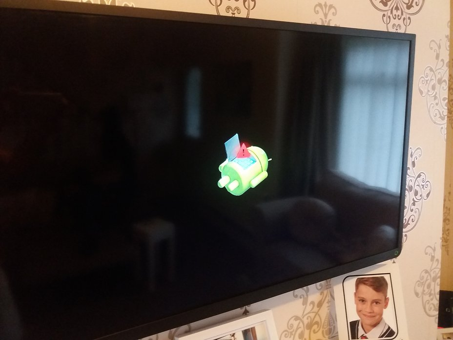 Tv box stuck on dead android | AndroidPIT Forum