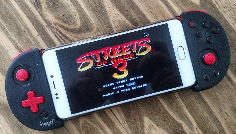 """Transforme seu smartphone em um """"videogame retrô"""" portátil"""
