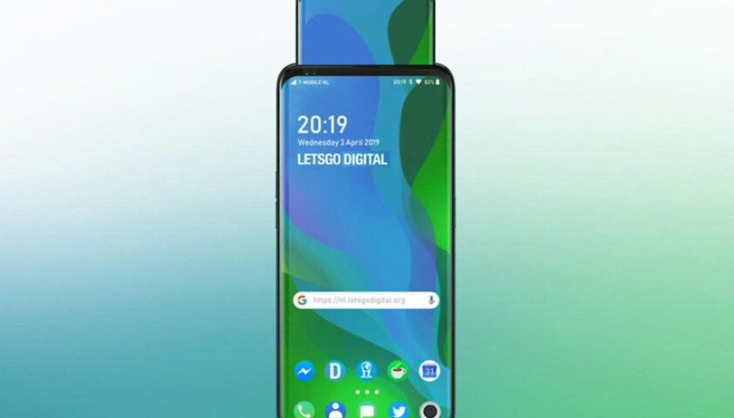 Oppo registra patente de smartphone com segunda tela pop-up e deslizável