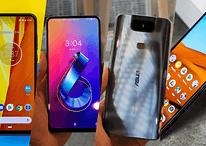 Pixel 3a, One vision, OnePlus 7 ou Zenfone 6: qual foi o melhor do mês até agora?