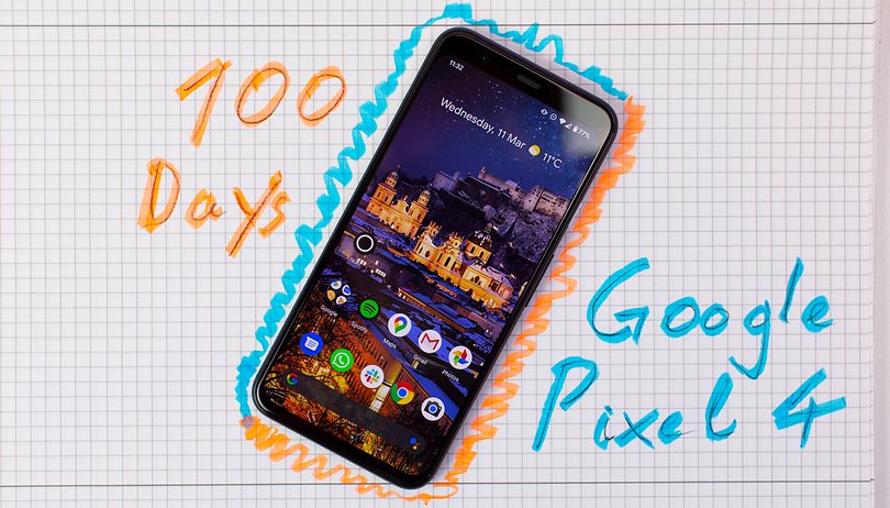 100 days with the Google Pixel 4: time's up, old faithful