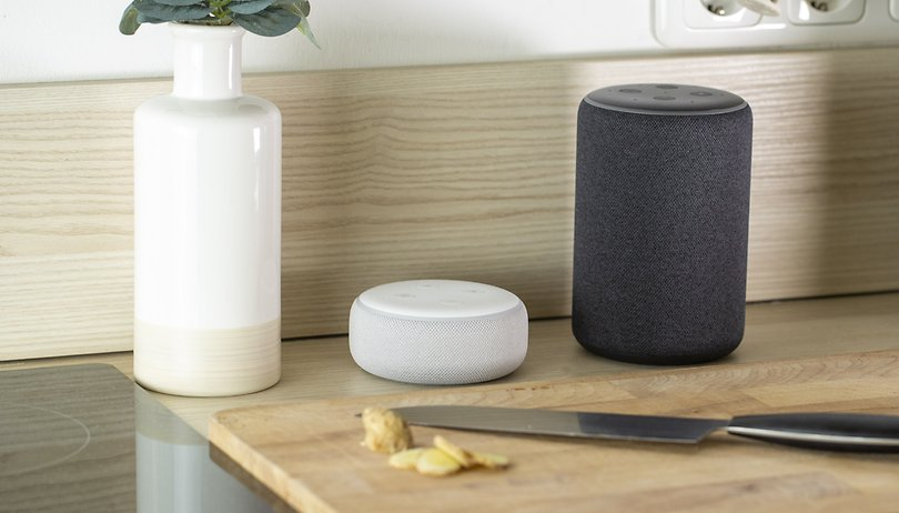 Amazon Echo and Echo Dot (2019) review: better than Nest?