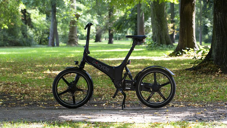 Gocycle GX review: the future is foldable