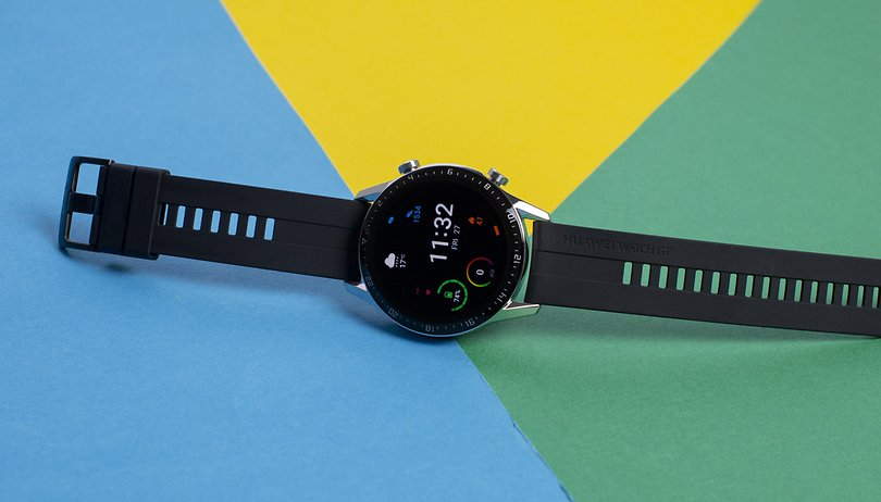 Huawei Watch GT 2 review: the smartwatch that lasts