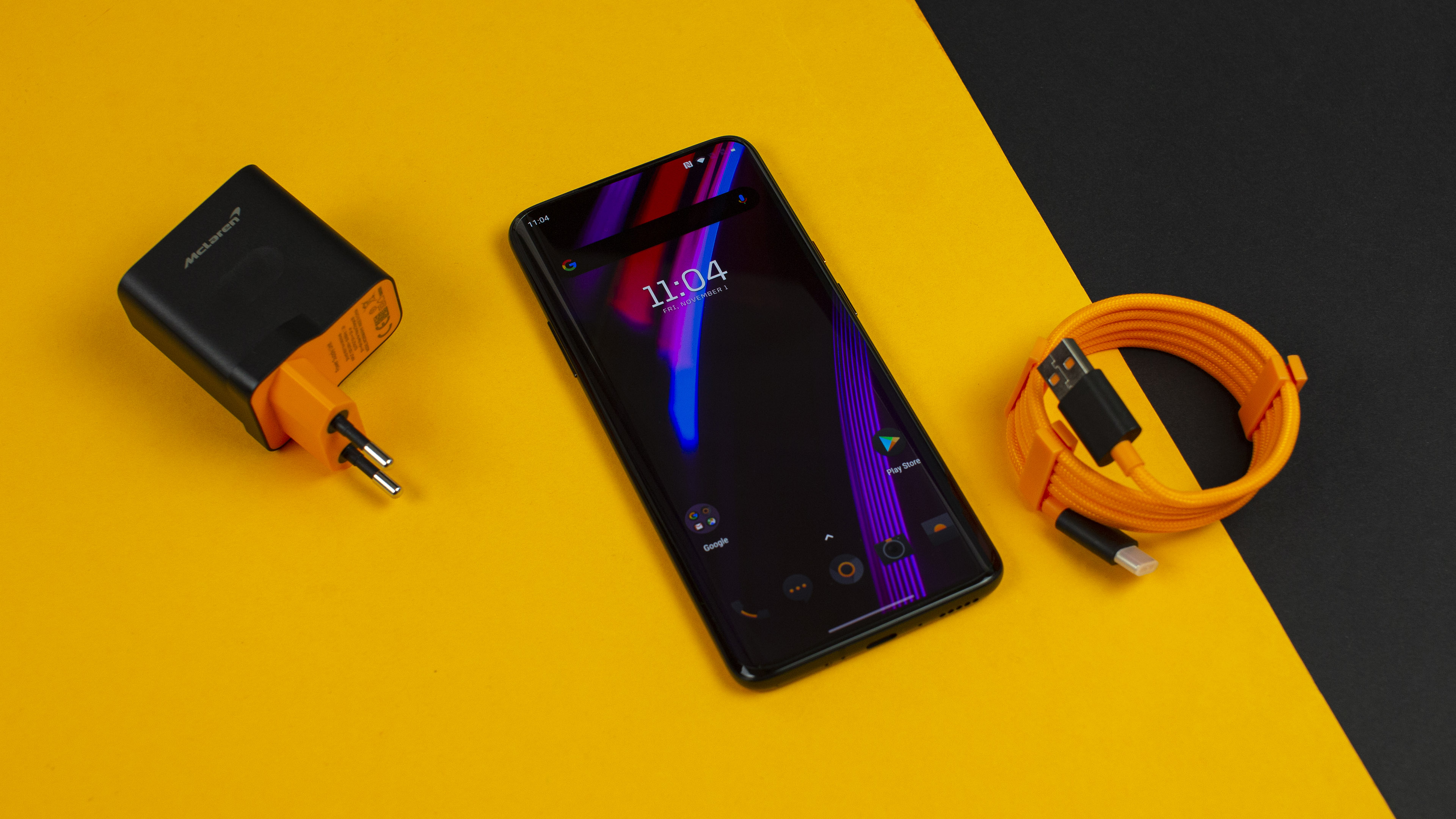 OnePlus 7T Pro McLaren Edition review: the fastest