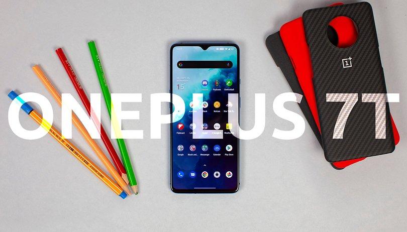 Unboxing/Déballage et premières impressions du OnePlus 7T en vidéo : posez-nous vos questions !