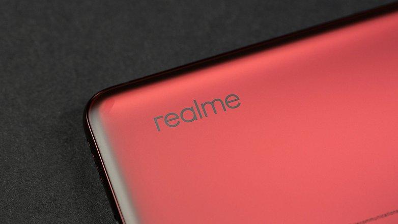 AndroidPIT Realme X50 Pro Logo