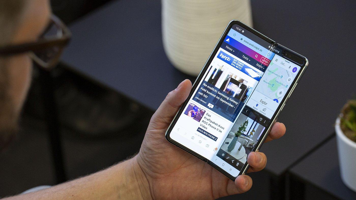 Samsung macht das Rennen, Huawei steckt fest