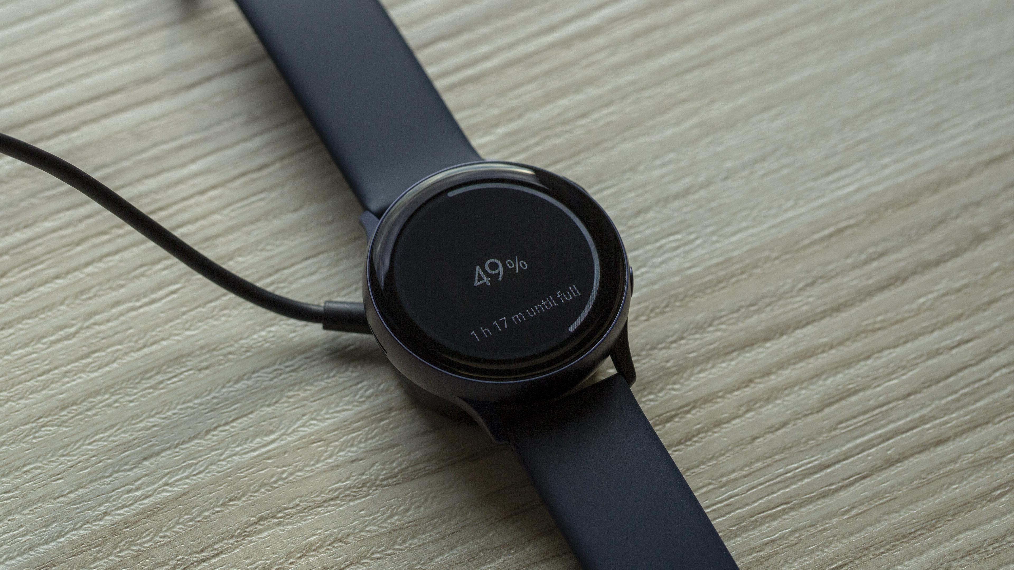 Galaxy Active 2 Am Watch TestEleganz Samsung Im Arm srdthCQx