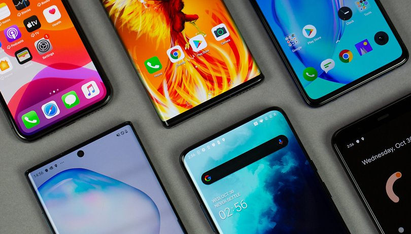 The best Android smartphones you can buy today - October 2019
