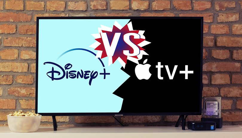 Disney+ vs. Apple TV+ - which is the best TV streaming service?