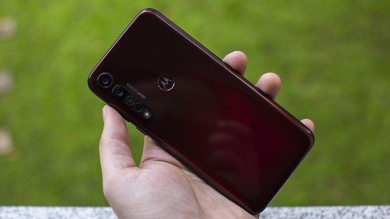 AndroidPIT Motorola G8 Plus مرة أخرى 1