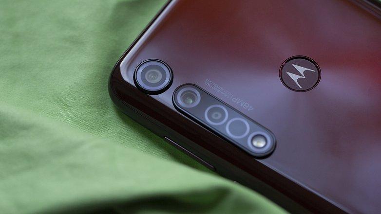 كاميرا AndroidPIT Motorola G8 Plus