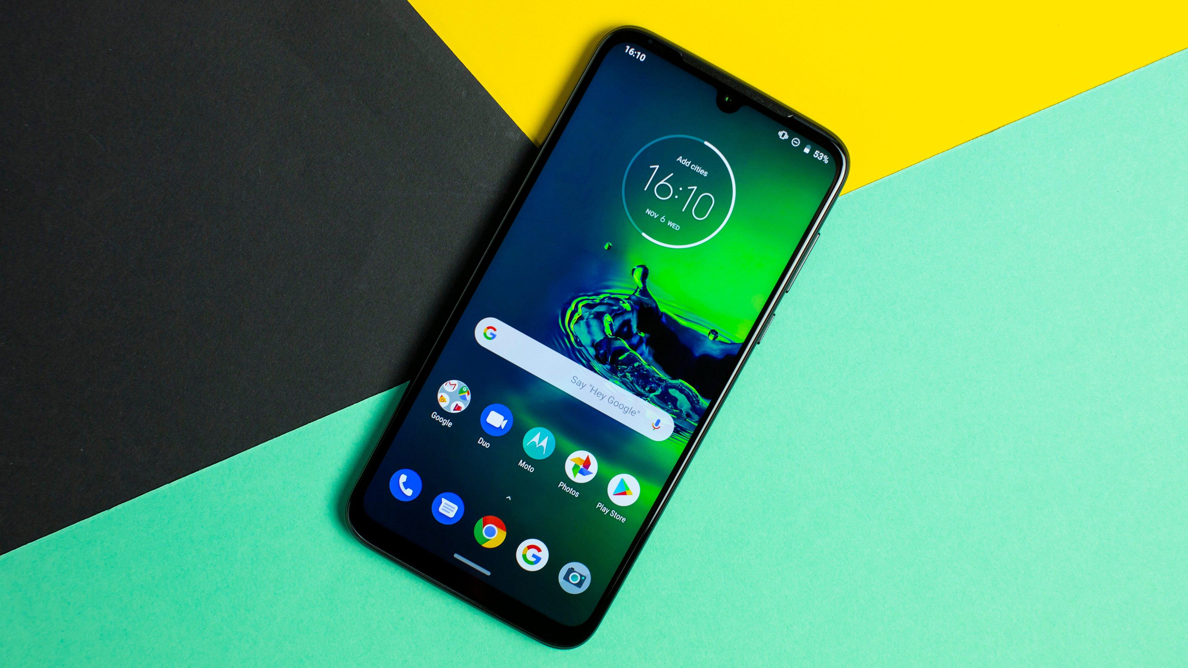 Motorola G8 Plus review: more Moto for the mid-range, Next TGP