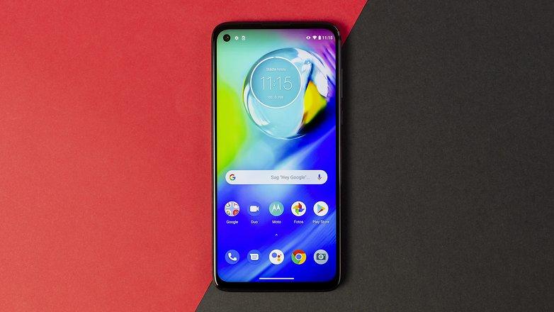 Motorola Moto G8 Power Front