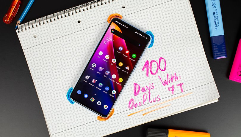 100 days with the OnePlus 7T: the best premium phone for the money