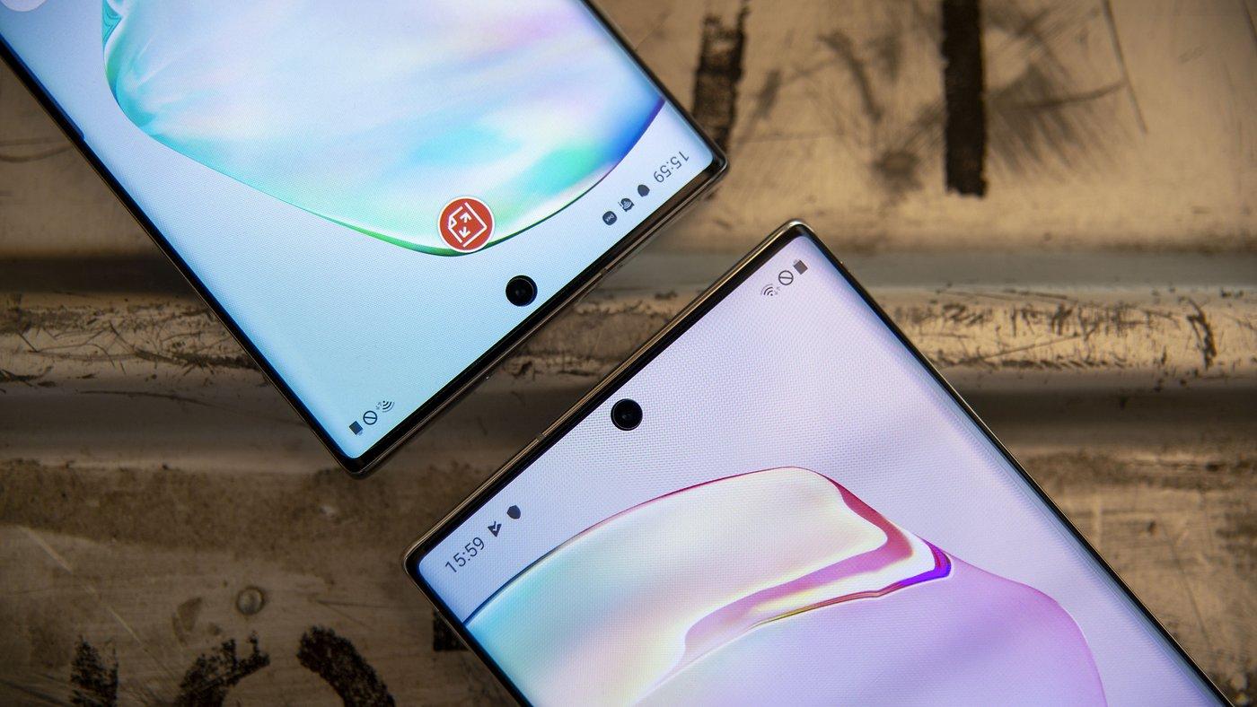 Samsung Galaxy Note 10+ im Performance- Test: Was kann der Exynos 9825?