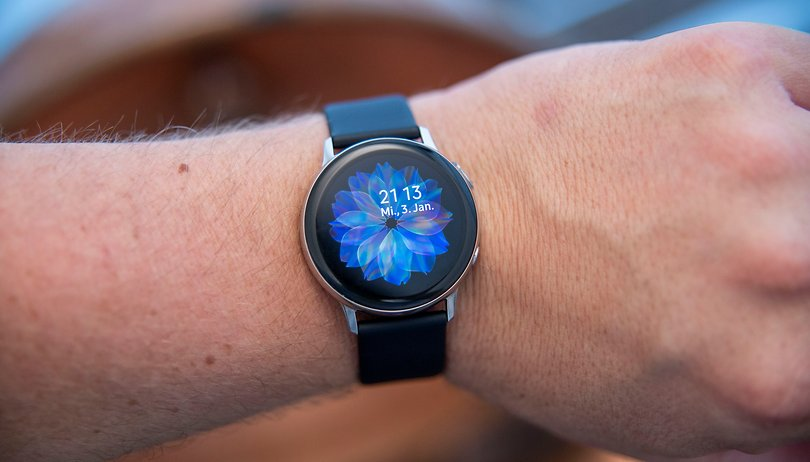 Samsung Galaxy Watch Active 2 im Test: Eleganz am Arm