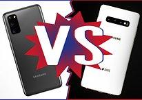 Samsung Galaxy S20 vs. S10: Vergleich und Neuerungen