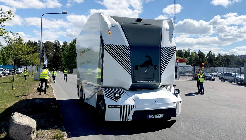 Sweden gives go-ahead for road testing of autonomous electric trucks