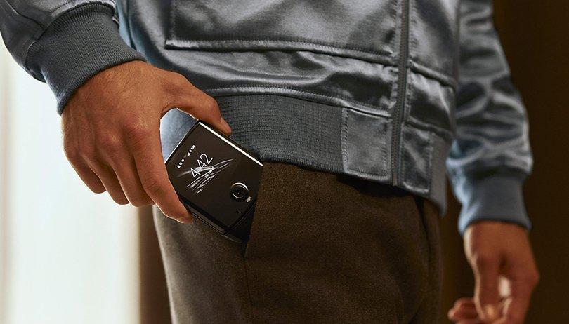 Das Motorola Razr ist da: So teuer wird das Klapp-Handy