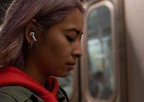 Apple lance ses AirPods Pro avec réduction active du bruit à temps pour Noël