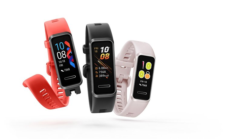 Huawei Band 4 officiel : le ftness tracker introduit une nouveauté intéressante
