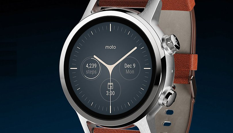 The Moto 360 smartwatch is revived, but not thanks to Motorola